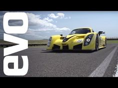 Radical RXC Turbo 500 - faster than a McLaren P1? | evo LEADERBOARD - YouTube