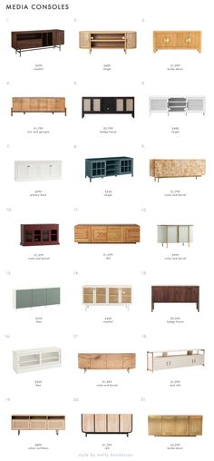 Desperate For More Storage? Here's 105 Product Picks To Satisfy Your EVERY Storage Need - Emily Henderson Basement Furniture, Family Room, Floor Plans, Organization, Organizing, Table Storage, Coffee Table With Storage, Storage Spaces, Dean White