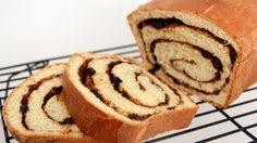 Homemade Cinnamon Raisin Bread Recipe - Laura Vitale