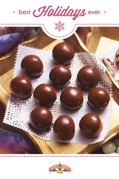Easy-to-make candy recipe and a special holiday candy.(Chocolate Bars Poem)