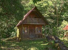 Cabaña en Las Brisas-Santa Rosa-Alfaro Ruiz, Costa Rica. Photo vy Melsen Felipe
