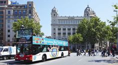 City Sightseeing Barcelona, Hop On - Hop Off Bus Tours