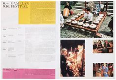 Cyan – Art of South-East Asia, brochure, 2005