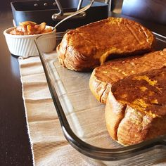 This Pumpkin French Toast is one of the renditions of the recipe we have enjoyed for years. I hope you enjoy it as much as we do.