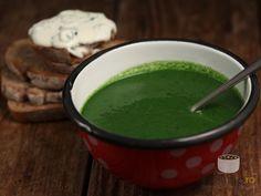 Supa crema de spanac si leurda. Imagini pas cu pas pentru supa crema de spanac si leurda Soups, Soup