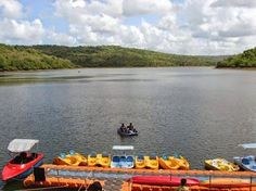 Dhamapur Lake is a Unique Attraction for Tourists of Malvan.