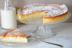 Gâteau magique à la vanille - Les carnets de Sophie