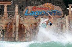 Provided by Sunway Lagoon Theme Park