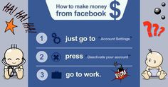 12 easy and tested ways to make money on #facebook