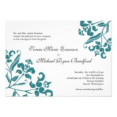 Discount DealsBaroque Branch Wedding Invitationonline after you search a lot for where to buy