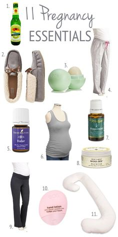 Top Pregnancy Essentials The White Buffalo Styling Co.