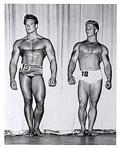 Steve Reeves and Eric Pedersen.