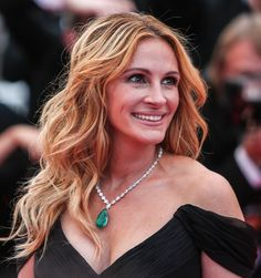 Julia Roberts at the at the 'Money Monster' premiere during the 2016 Cannes Film Festival at the Palais des Festivals in Cannes on May 12, 2016