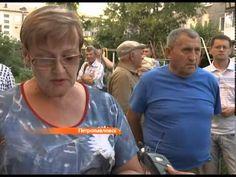 Tantv.kz - Жители одного из центральных районов города Петропавловска выступают против стройки