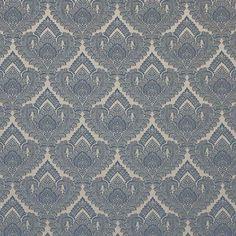 Warwick Fabrics : LUXEMBOURG, Colour CORNFLOWER