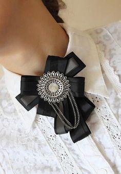 Я могу ВСЁ   Рукоделие и мастер-классы Ribbon Jewelry, Ribbon Art, Fabric Jewelry, Ribbon Crafts, Ribbon Bows, Ribbons, Brooches Handmade, Handmade Jewelry, Women Bow Tie