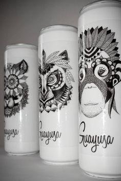 GUAYUSA by sandra massa, via #Behance #Packaging