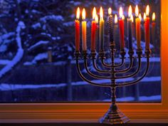 #HappyHanukkah from Vosh!