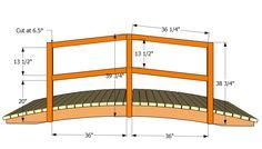 Garden Bridge Plans Free | Free Garden Plans - How to build garden projects