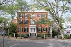 The historic Jared Coffin House hotel was once home to one of Nantucket's most successful ship owners.
