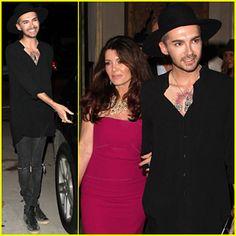 #The Bill Kaulitz of Tokio Hotel Has Pleasant Date-Night with Lisa Vanderpump! --- More News at : http://RepinCeleb.com  #celebrities #gossips #hollywood #Tokio, #Bill, #DateNight, #Hotel, #Kaulitz, #Lisa, #Pleasant, #Vanderpump