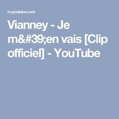 Vianney - Je m'en vais [Clip officiel] - YouTube
