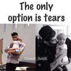 Awww!! Can't wait for Zerrie to have kids!! Not only are they gonna be soooo cute but I can tell they are both gonna be great parents :)
