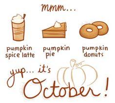 Pumpkin October!