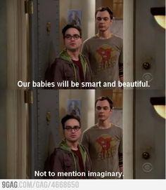 Haha I love Sheldon.