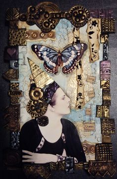 Long live the queen... by Liveartnow, having a temporary trade stop :), via Flickr