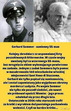 Naziści, którzy uniknęli sprawiedliwości Boring Person, Ww2, Fun Facts, Funny, People, Historia, Funny Parenting, Funny Facts, People Illustration