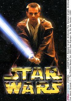 Star Wars: Episode I - The Phantom Menace [us 1999] Ewan Mcgregor As Obi Wan Kenobi (1999)
