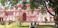 "La Casa Rosada ""The Pink House"" - Presidential Palace"