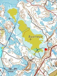 Janakkalan Suurisuo Diagram, Map, World, Location Map, Maps, Peace, The World