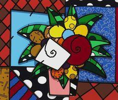 New Spring 2008 by Romero Britto