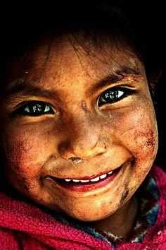 Carita sucia by Memo Vasquez, via Flickr