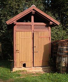 outhouses | Outhouse - Wikipedia, the free encyclopedia