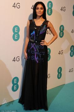 It's not often you will see ITPR posting about fashion articles but how could we not like the first ever twitter dress! Nicole Scherzinger wore a dress that lit up with Tweets at the launch of 4G mobile network.
