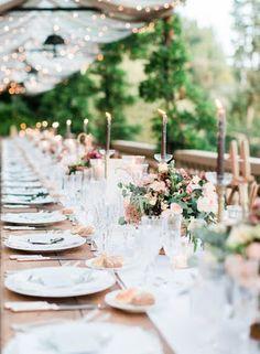 Elegance Meets Al Fresco Fun for this Tuscan Wedding