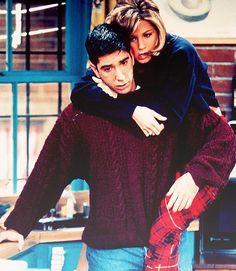 Ross and Rachel, forever.