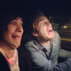 "Anthony (From Smosh) and Pewds ""I'M SCARED. PEWDIEPIE IS DRIVING IN AMERICA!"""