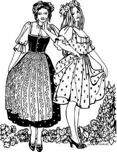 93 best laura ashley clothing images vintage fashion laura ashley Long Dirndl Dress 123 austrian dirndl folkwear traditional dresses austria costume patterns dress patterns