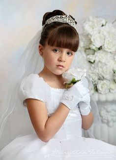 Talamo Communion Portraits 2