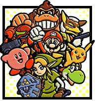 Smash 64 artwork!