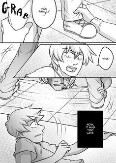 Jeff the Killer Page 69 by Kyoichii.deviantart.com on @DeviantArt