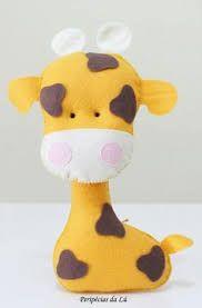 Image result for sew felt animals rouge