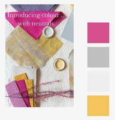 Colour my home: where to start - ESTILA MAGAZINE