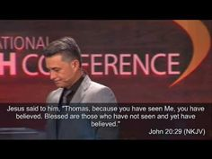 Pastor Cash Luna at International Faith Conference 2016 - YouTube
