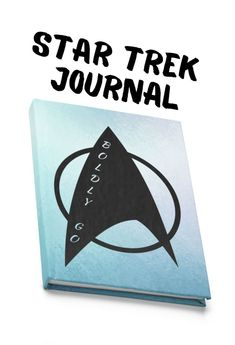 Star Trek Notebook, The Perfect Geek Gift For Trekkies Star Trek Insignia, Star Trek Gifts, Unique Gifts For Mom, Back To School Supplies, Love Games, Funny Outfits, Love Stars, Geek Gifts, Geek Stuff