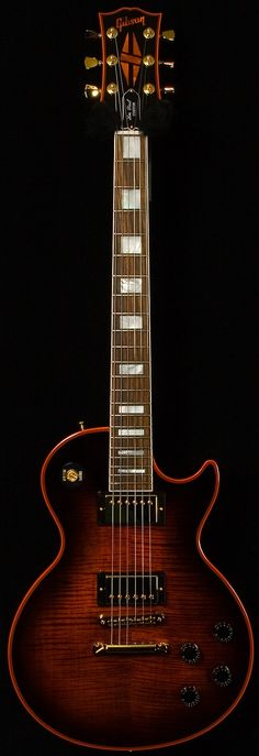 gibson custom shop - les paul custom.